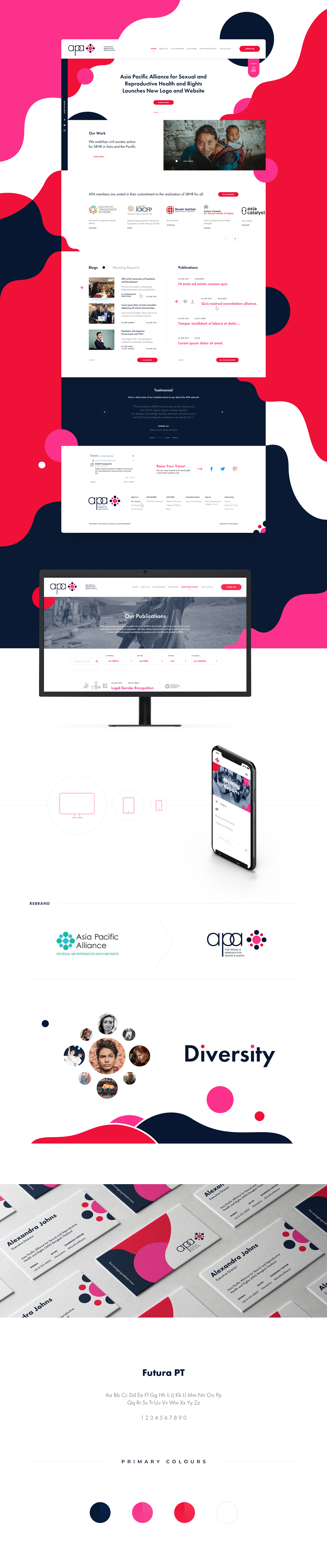 KOS Design - Asia Pacific Alliance
