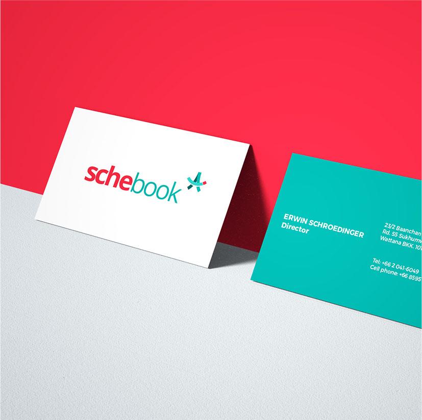 KOS Design - Schebook