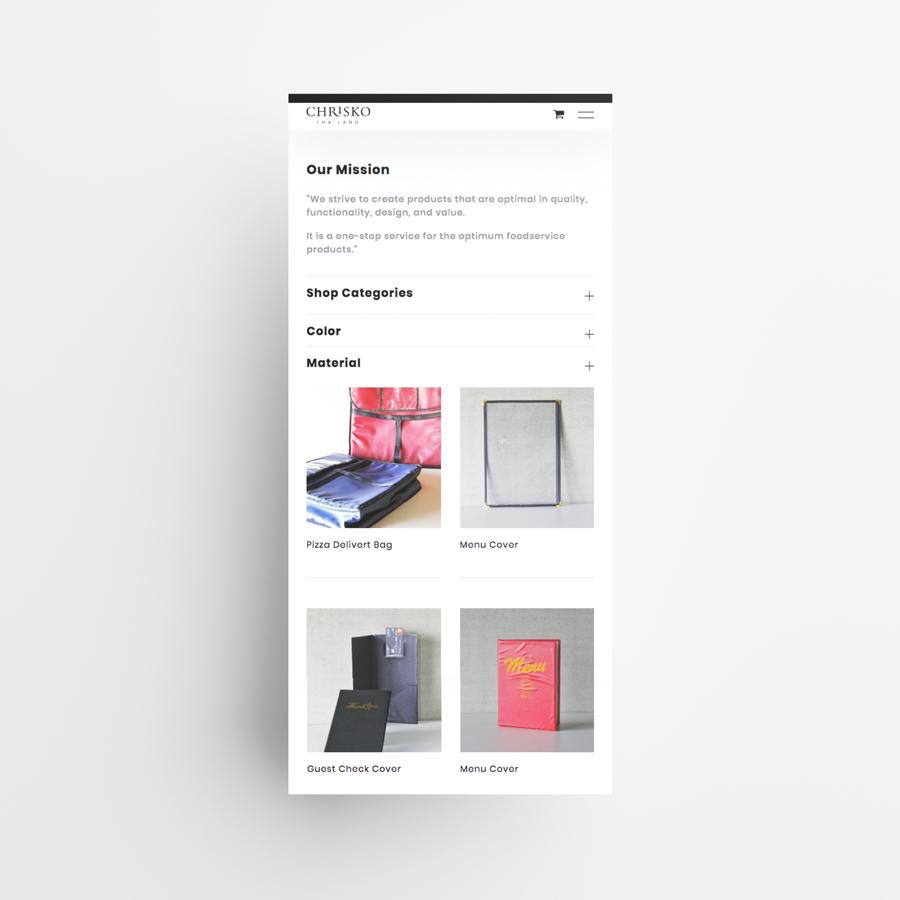 KOS Design - Chrisko