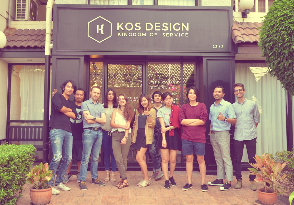 Kos Design web design agency