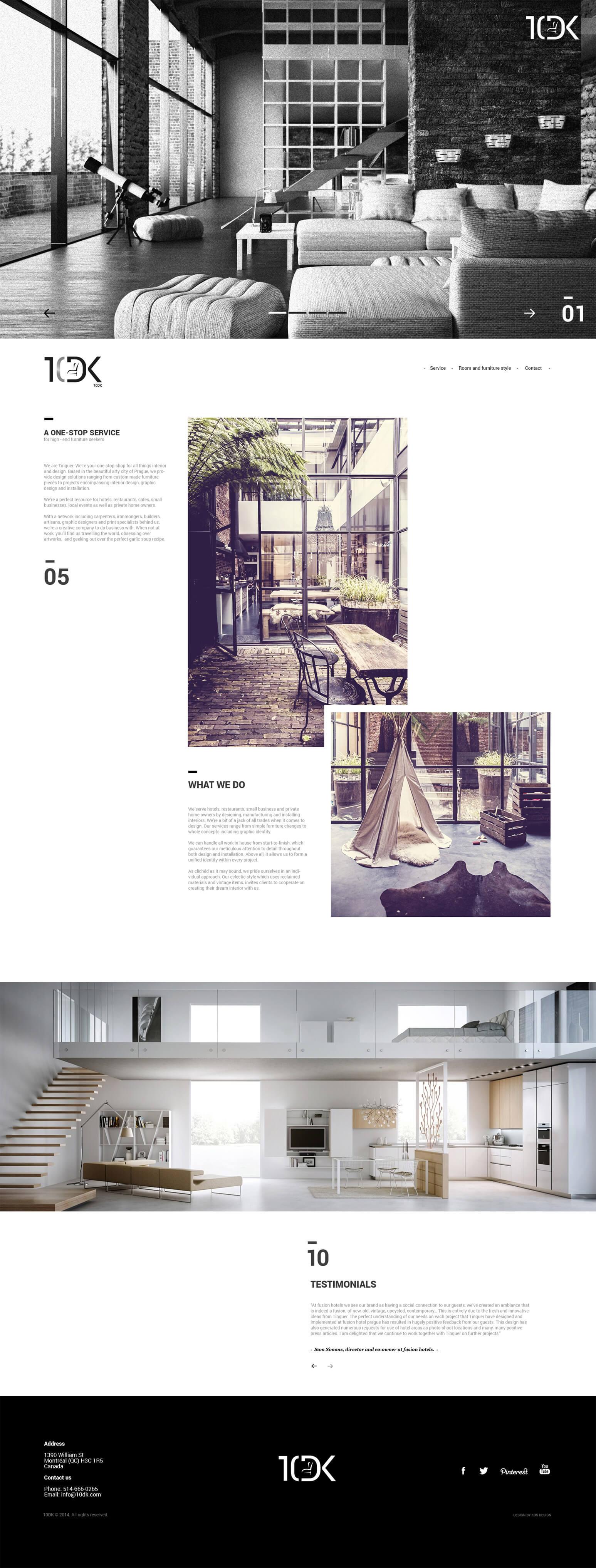 KOS Design - 10DK