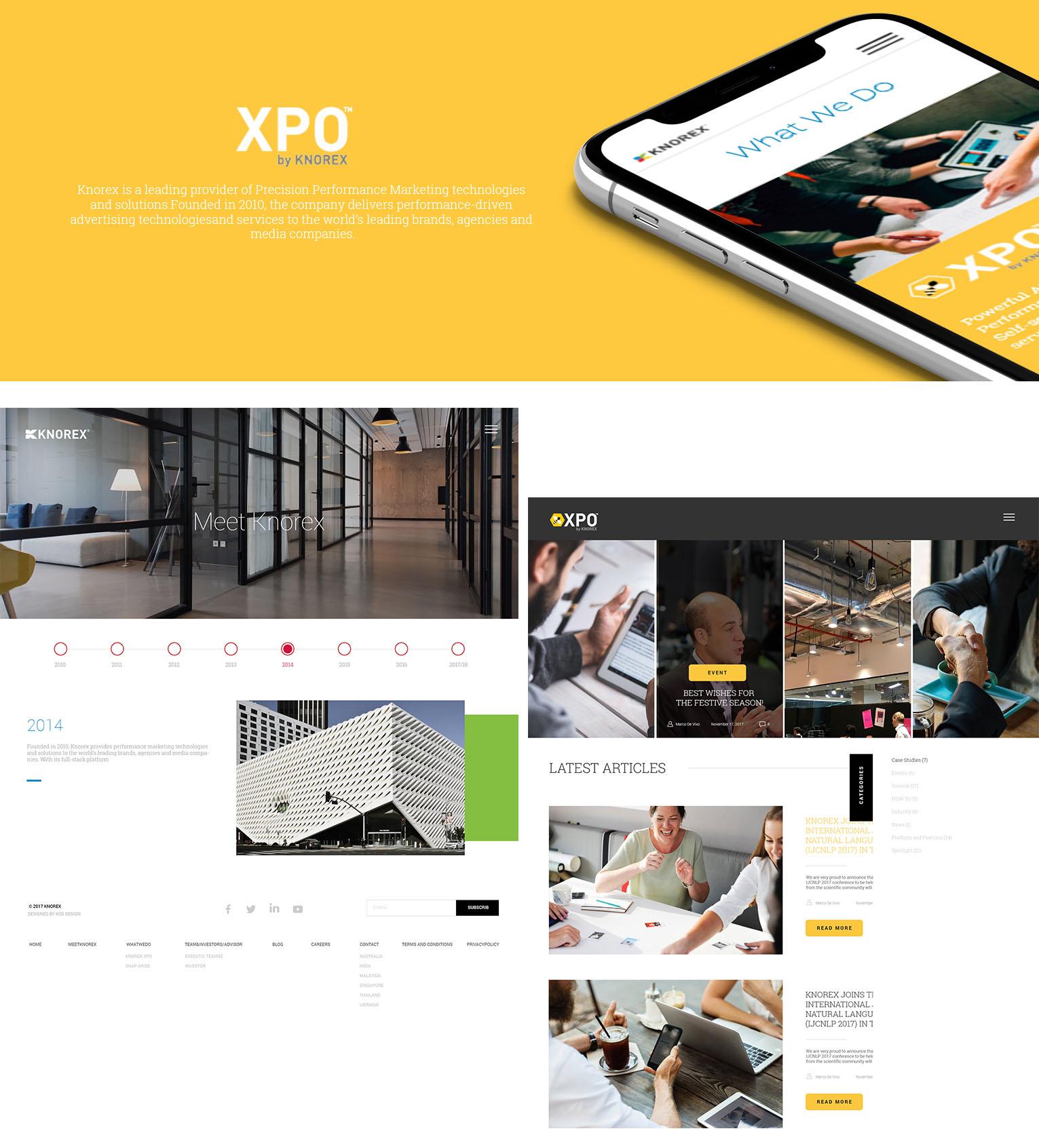 KOS Design - Knorex