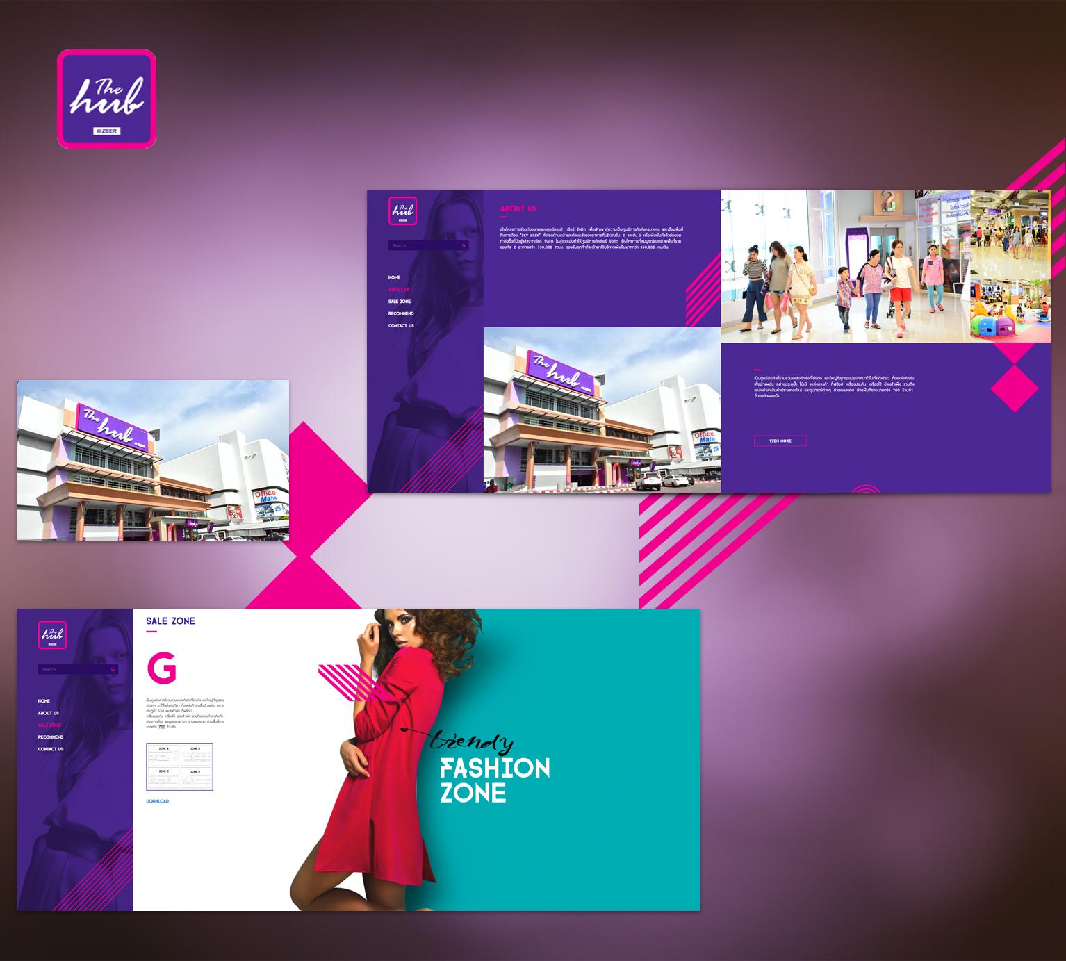 KOS Design - The HUB Rangsit