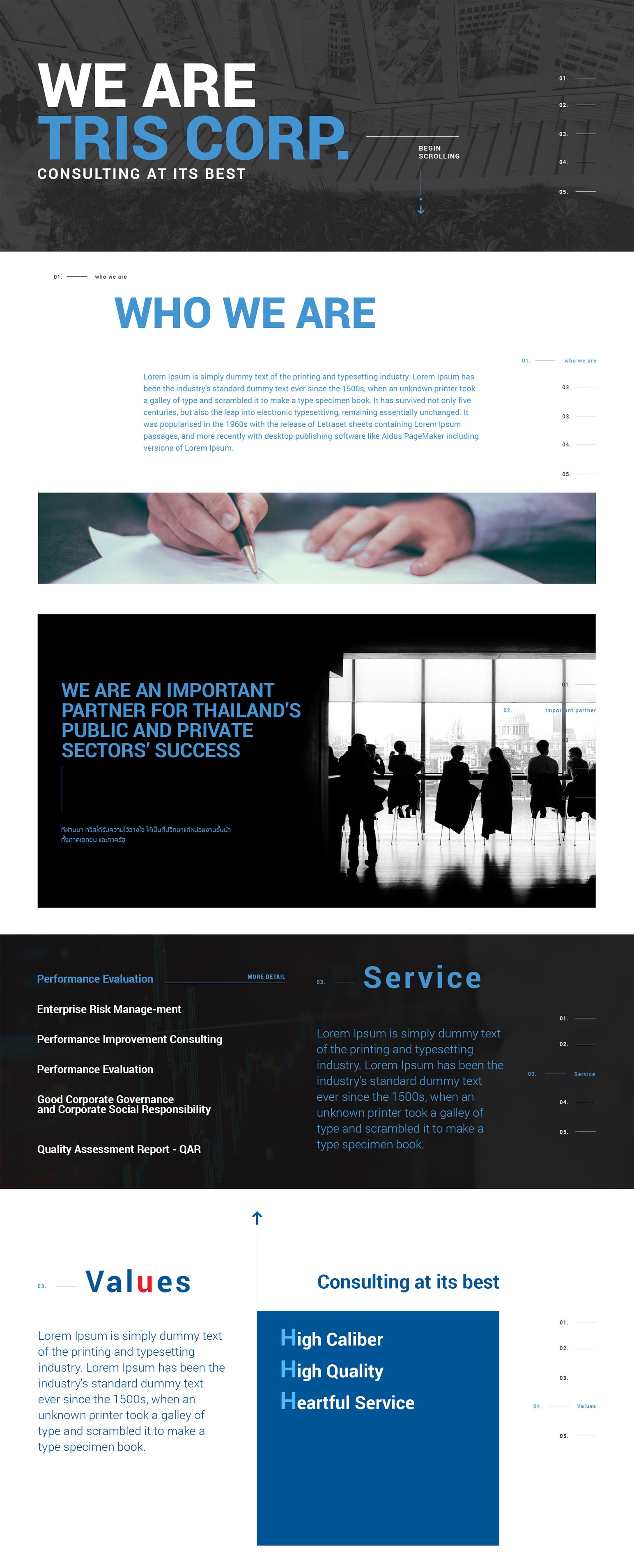 KOS Design - Tris Corp