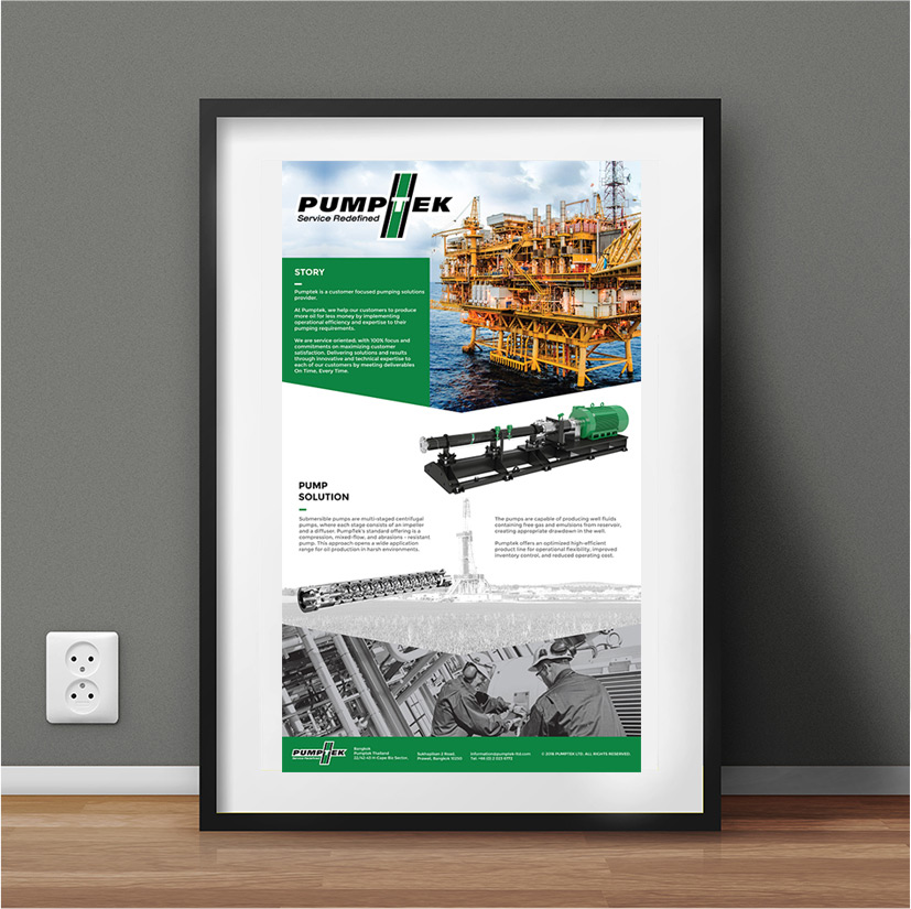 KOS Design - Pumptek