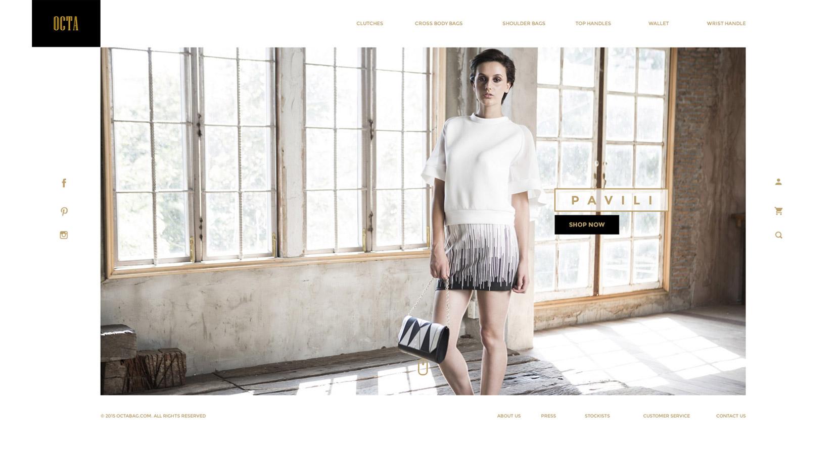 KOS Design - OCTA Bag