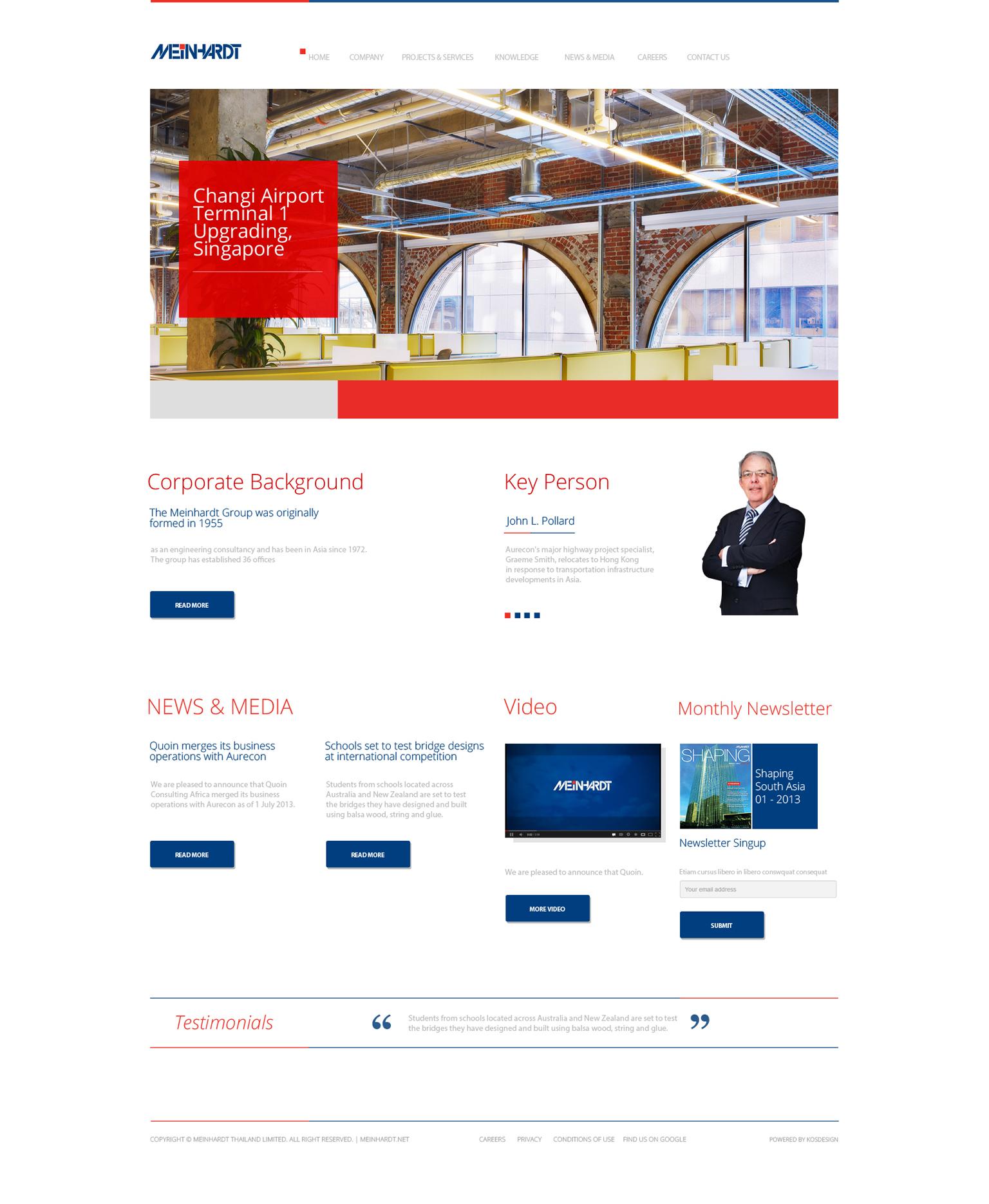 KOS Design - MEINHARDT