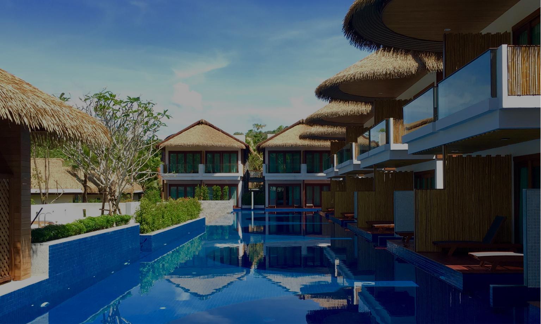KOS Design - Tupkeak Resort