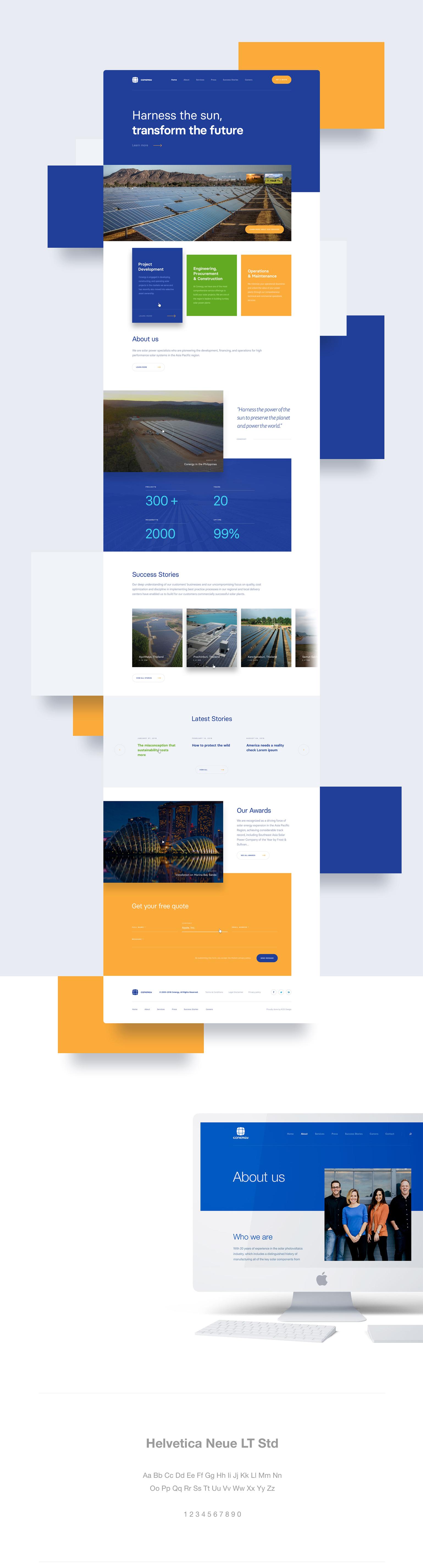 KOS Design - Conergy