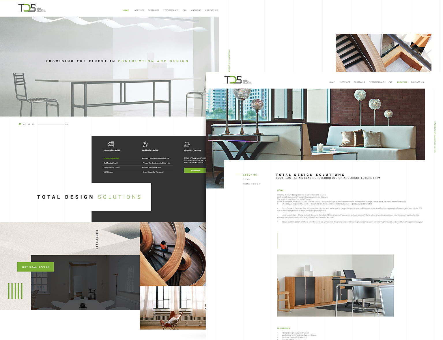 KOS Design - Total Design Solutions