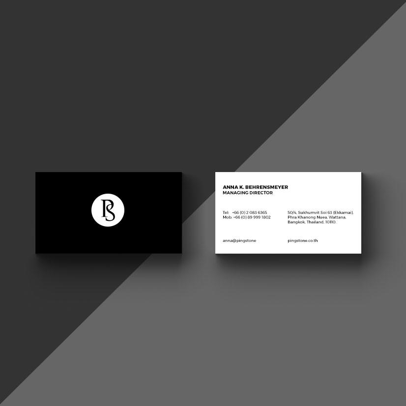 KOS Design - Pingstone