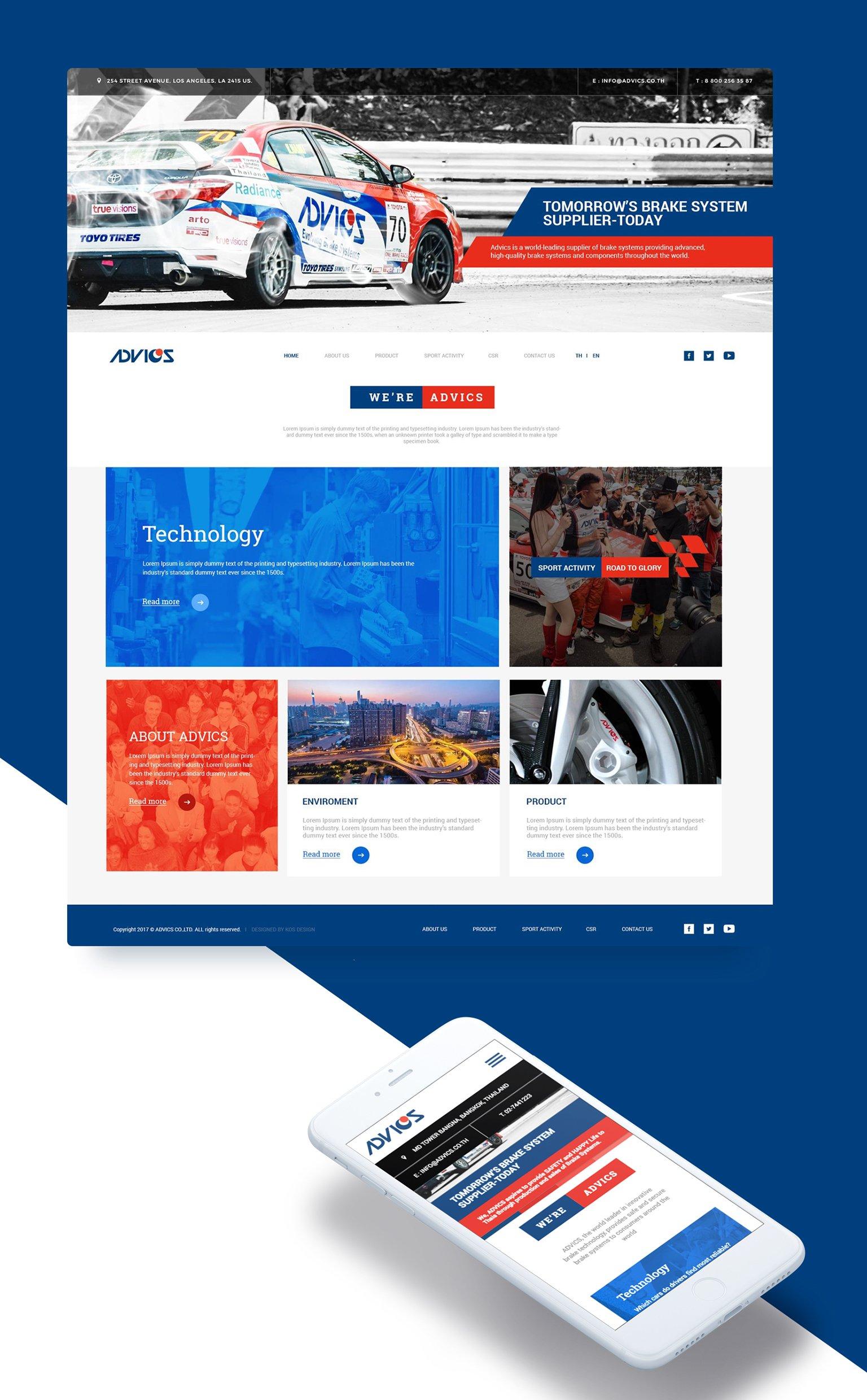 KOS Design - Advics