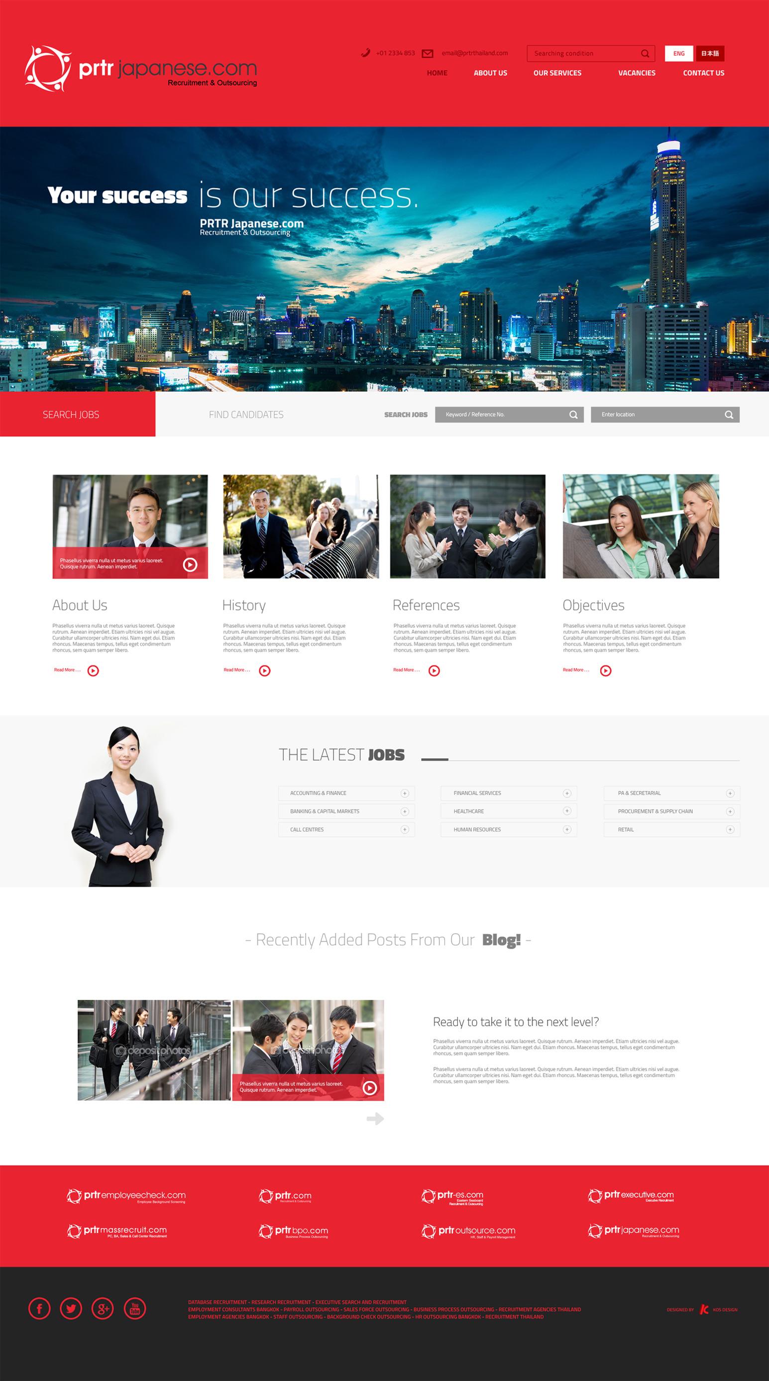 KOS Design - PRTR Japanese