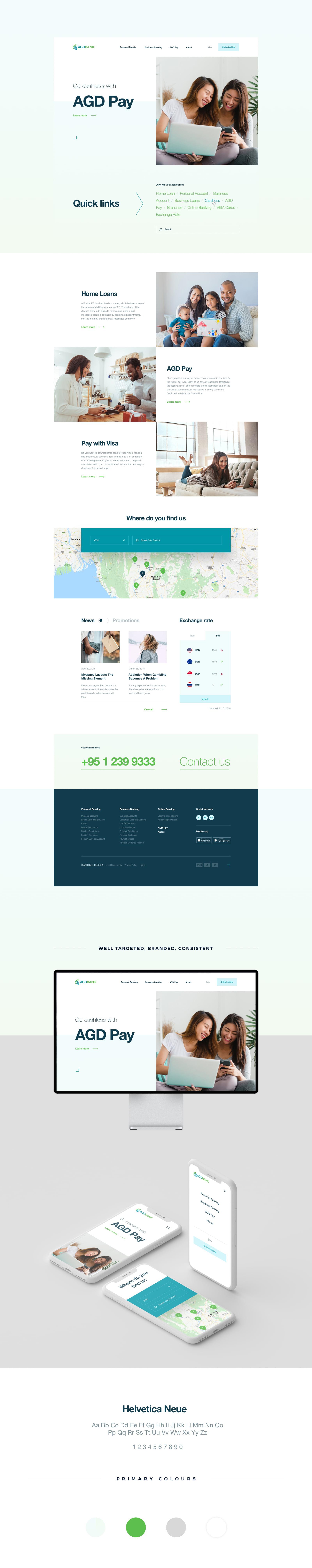 KOS Design - AGD Bank