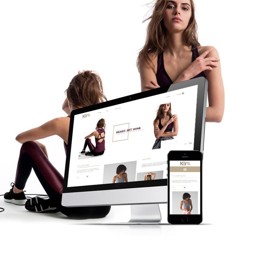 KOS Design - Khongboon Activewear